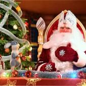Именное ( имя Вика) видео-поздравление от Деда Мороза
