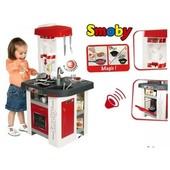 Интерактивная детская кухня Tefal Studio Тефаль Студия Smoby 311003
