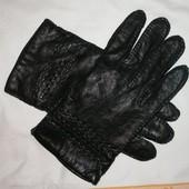 1119. Перчатки кожаные муж Р.10.