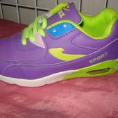 Кроссовки sport для девочки