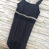 Шикарное дорогое вечернее платье хл
