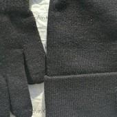 Шапка и Перчатки Timberland. Цвет 001 черный.