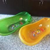 Ванночка для купания Tega Baby с термометром распродажа!
