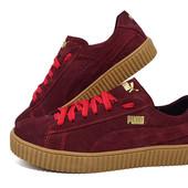 Хит!!!Стильные кроссовки Puma by Rihanna