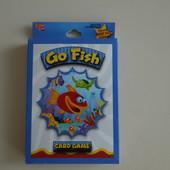 "Игра карточками ""Go Fish"". На англ."