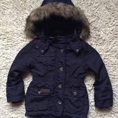 Курточка НМ на 3-4 года( большемерит)