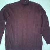 Темлий светер-гольф