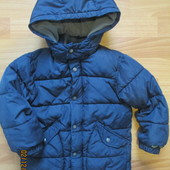 Куртка зимняя GAP с наполнителем PrimaLoft® на 5 лет.