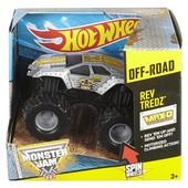 Hot Wheels Monster Jam Rev Tredz max-d vehicle