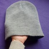 Стильная двойная шапка New Look, недорого !!!!