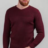 Свитер мужской, пуловер вязаный