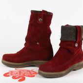 стильные женские полусапожки/ботинки деми/зима : отворот Ф z 40- 54