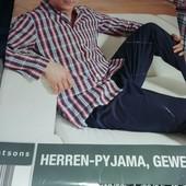 Пижама мужская tm crane(германия), размер хл наш 54-56