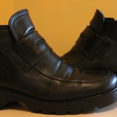ботинки деми нат.кожа (Марко) cтелька 26,3см