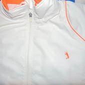 Спортивная уникальная  оригинал мастерка  кофта регланл Tchibo (чибо)Boris Becker