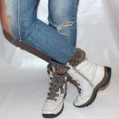 Термо - ботинки 41 р Willow Tex зима Германия оригинал