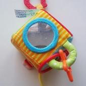 Подвесная игрушка на кроватку коляску , грызунки Baby drean