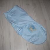 Пеленка-кокон-конверт для пеленания