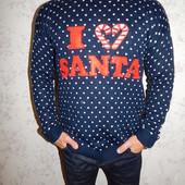 Atmosphere свитер мужской новогодний стильный модный рМ