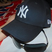Стильная брендовая кепка бейсболка оригинал New Era (нью эра)л-хл .