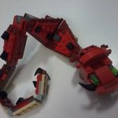 LEGO оригинал, дракон