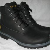 Мужские натуральные зимние ботинки Timberland р. 41,45