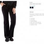 женские штаны велюровые.новые. Германия