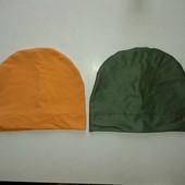 Текстильные шапочкаи для бассейна унисекс детские в взрослые