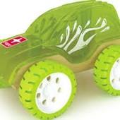 Hape Trailblazer Машинка из бамбука
