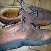 Мужские кожаные туфли MonRex Original p.43