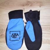 Мужские краги рукавички  L