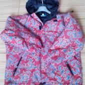 Куртка зимняя тёплая (анорак). Плотная, непродуваемая! Р-р XL (52-54)