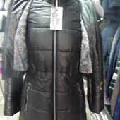 Интересная куртка двойка L XL