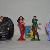 Разные очень редкие фирменные фигурки знаменитых героев Дисней Disney