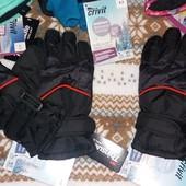 терпермо перчатки на девочку водонепроницаемые. термо перчатки на мальчика Crivit