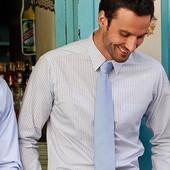 Классическая рубашка для мужчин размер 41 ворот от тсм Tchibo Германия