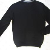 свитер черный новый р.L Германия