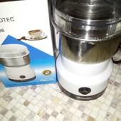 Кофемолка Domotec MS-1106 и ms-1206 для измельчения кофе, орехов, сухих бобов и зерновых культур СП
