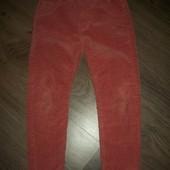 теплые штаны на флисе 5-6 лет