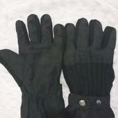 Перчатки замшевые  от Такко-ТСм (германия), размер л-хл