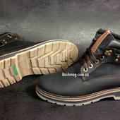 Кожаные зимние ботинки мужские комфорт. Супер качество. Цена радует