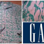 Gap стильнячая рубашка в пингвины)))