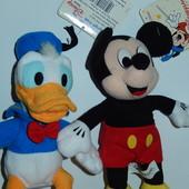 Disney оригинал новые с бирками,Дональд