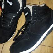 Новые зимние кроссовки Woolys размер 43-43,5
