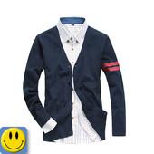 Теплый шерстяной кардиган Adam р. XL. Состояние нового. свитер, кофта, джемпер