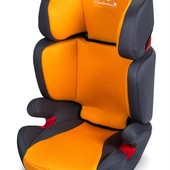 Автокресло Wonderkids Rookie (оранжевый/серый)