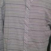 новая хлопковая рубашка.от такко Германия. размер XXL