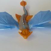 Летающий дракон Макдональс 2014