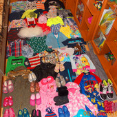 Брендовая детская одежда и обувь