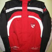 Лыжная, профессиональная, мембранная куртка , Ziener Alpine 15000 50р.